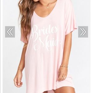 ISO Show Me Your Mumu Bridesmaid tees